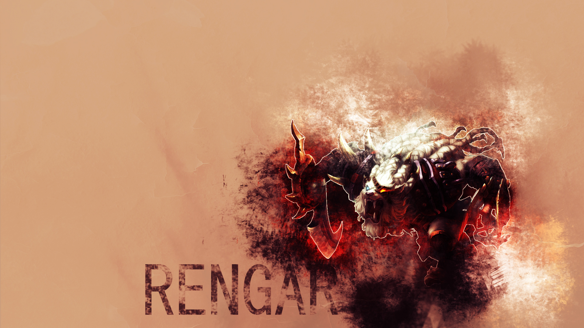 Rengar by xXG0DofCHA0SXx