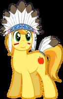 Chief Braeburn by Petraea