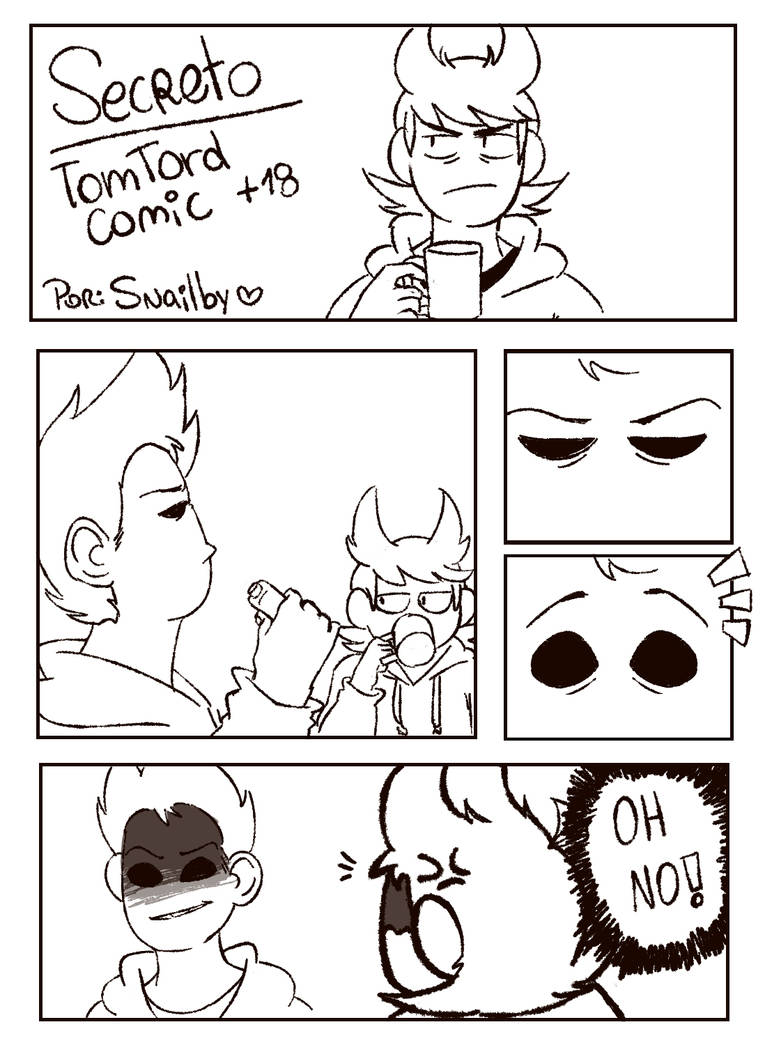 Tomtord Comic - 1 by snailby on DeviantArt