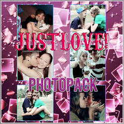 Justlove | Photopack. by staystrongwithoutfea