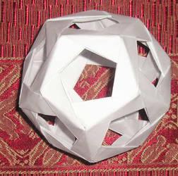 Modular Origami by ezak