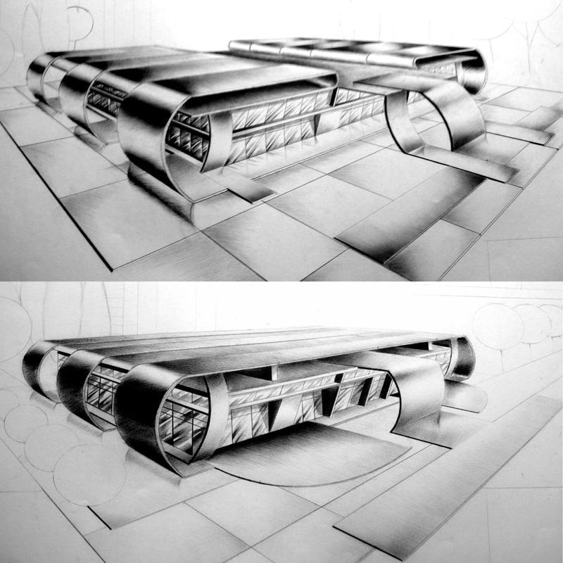 Building concept by vssh