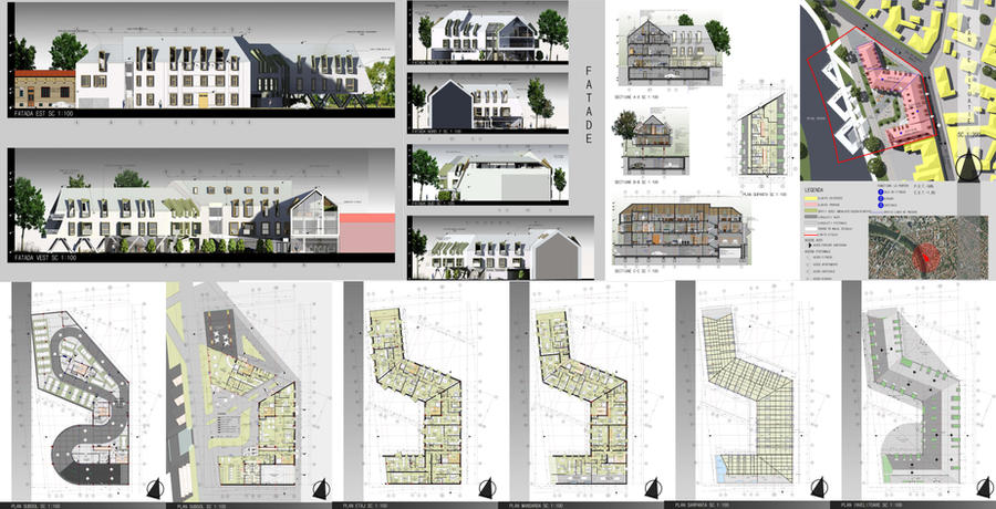 Collective designs house plans