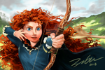 Merida Shooting