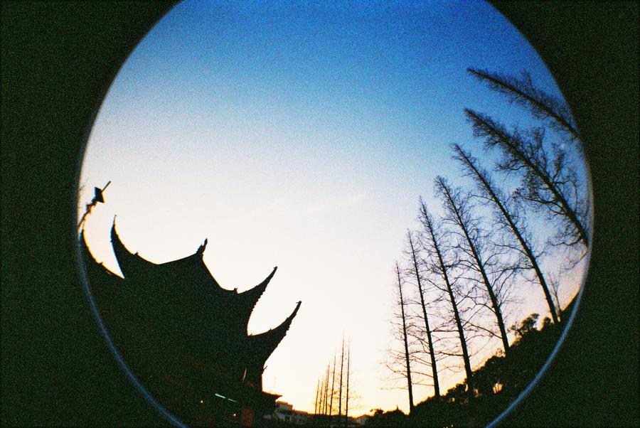 Dawn at Suzhou by HappyTry