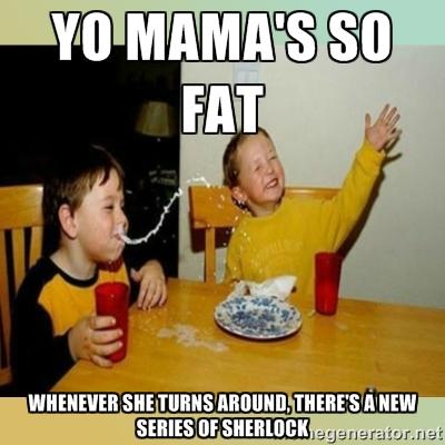 Yo Mamas Fat 107