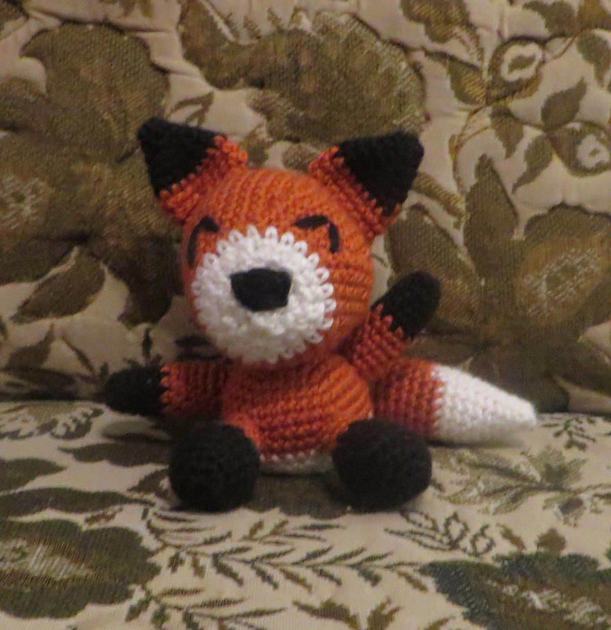 Fox by Nerds-and-Corsets