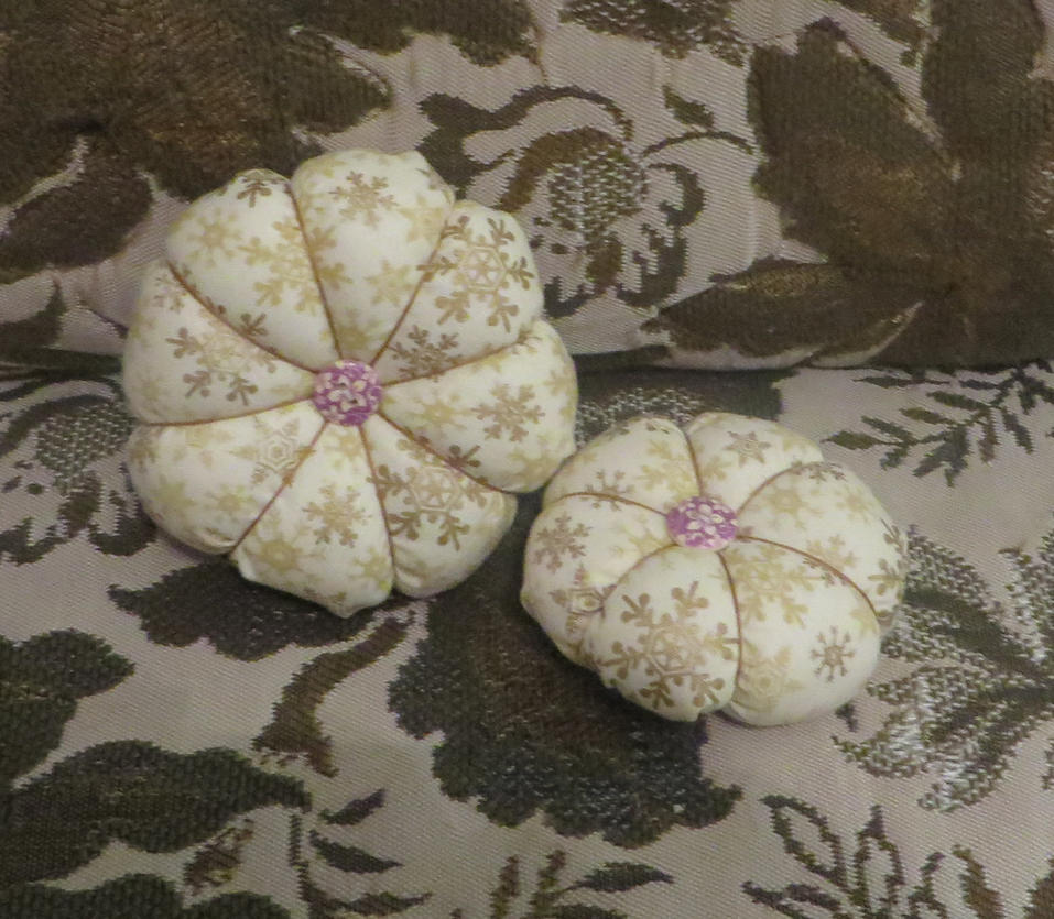 Pin Cushions by Nerds-and-Corsets