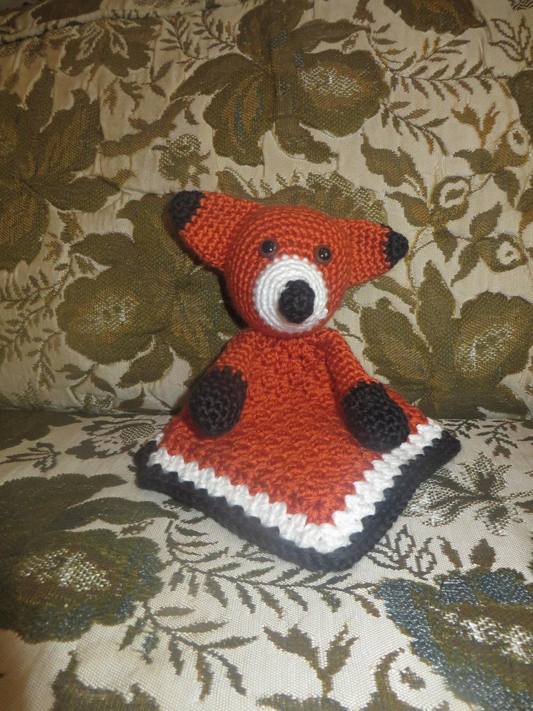 Fox Lovey by Nerds-and-Corsets