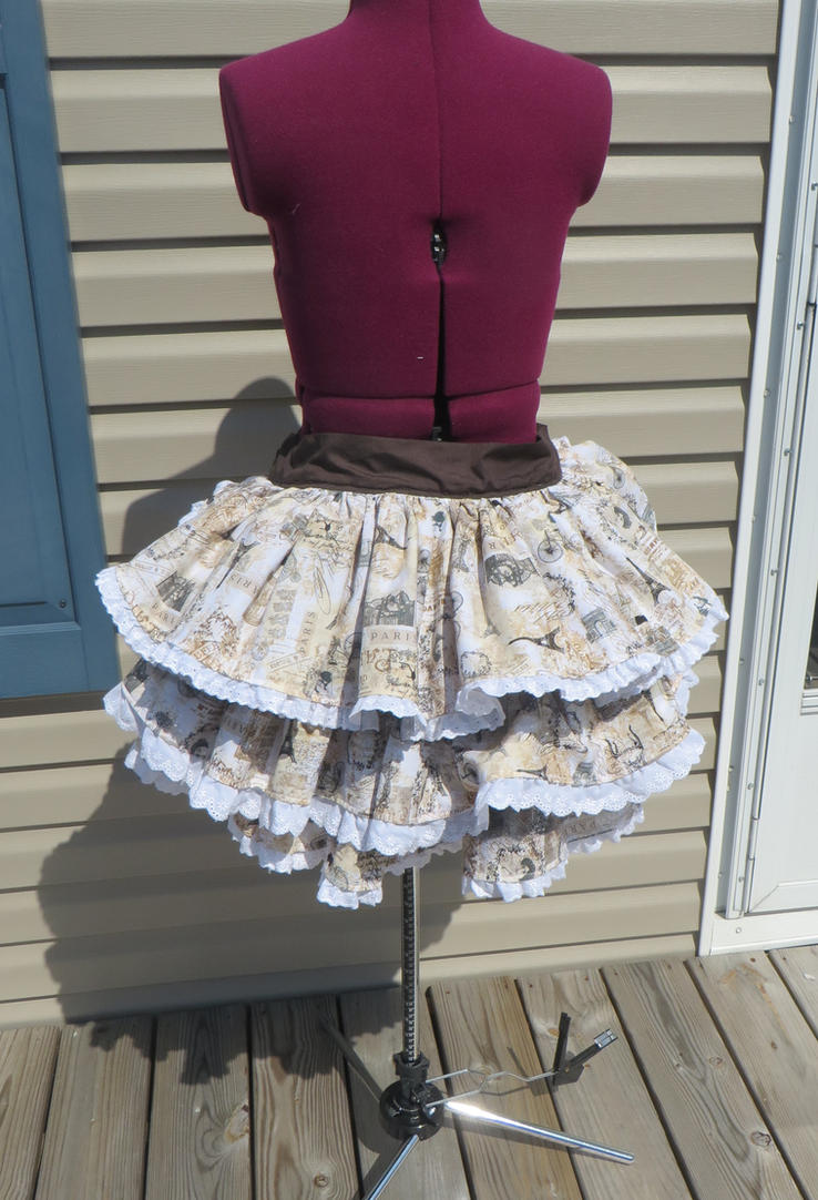 Bustle by Nerds-and-Corsets