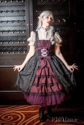OC Victorian Vampire