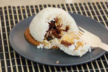 Onigiri (rice ball)
