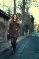 Winter Walk by EmreKaanSezer