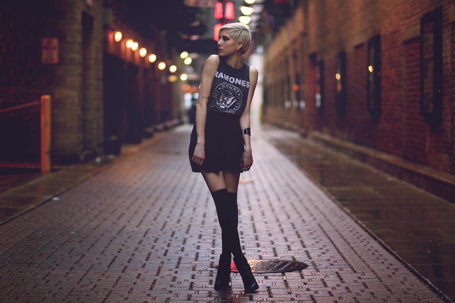 Downtown Spirit IV by EmreKaanSezer