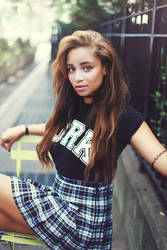 Uptown Girl II by EmreKaanSezer