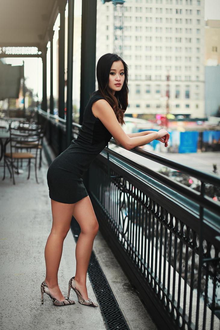 Houston Girl by EmreKaanSezer