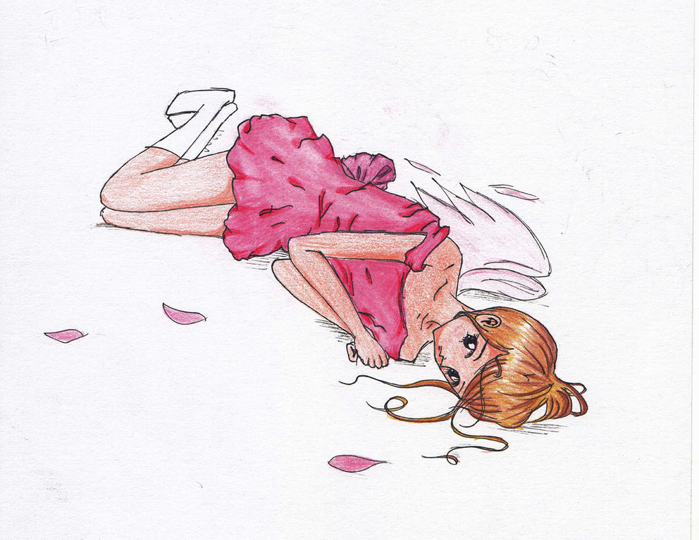 [Manga school project] Perspective by pinkshoo