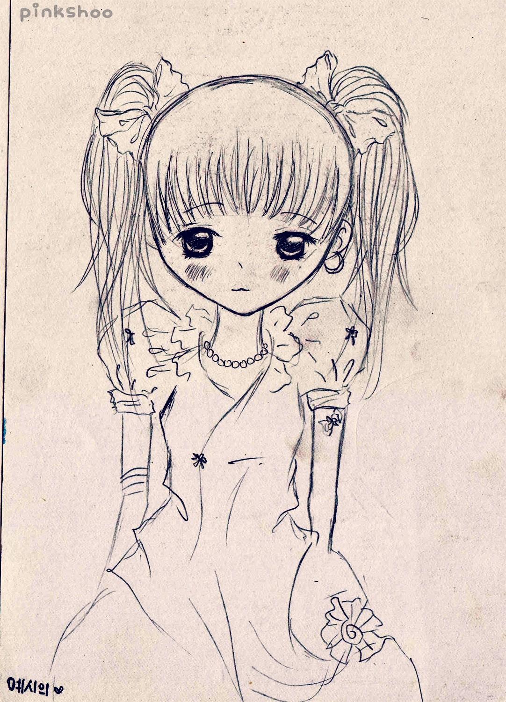 Little Princess by pinkshoo