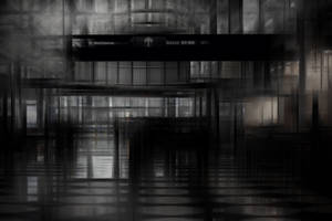 O'Hare Terminal by PhotoartBK