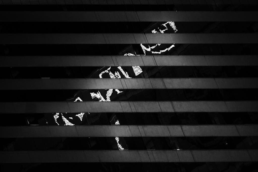 Striped Facade by PhotoartBK