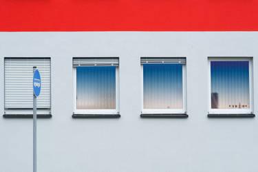 Bus lanes by PhotoartBK