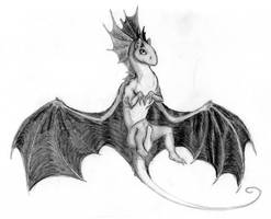 Faery Dragon by Griffkat