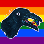 Crows are Gay and play TTRPGs