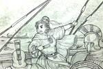 Artemisia I of Caria - Battle of Salamis 480 BCE