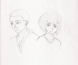 Sketch a Day: Day 01 by BlackStar2661