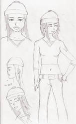 Sketch a Day: Day 02 by BlackStar2661