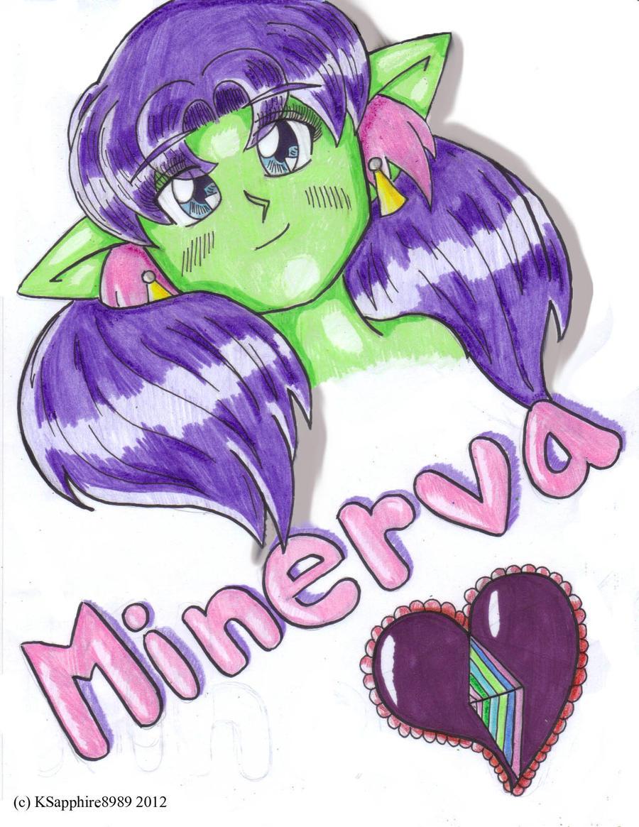 Loving Minerva by KSapphire8989