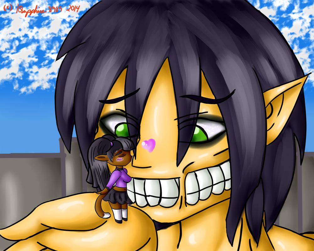 Goodbye Titan Eren by KSapphire8989