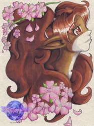 Flowery Tawny by KSapphire8989