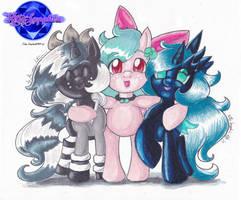 Comm: Friendship Trio