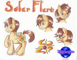 Comm: Solar Flare