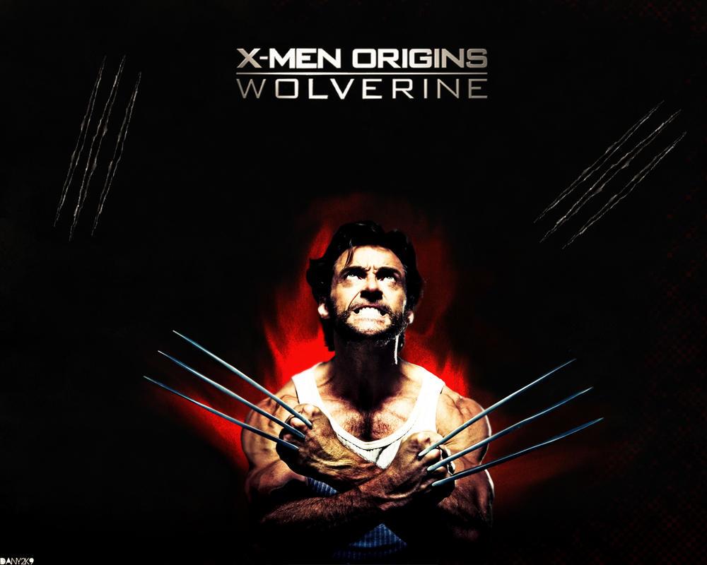 Wolverine Wallpaper By Dany2k9