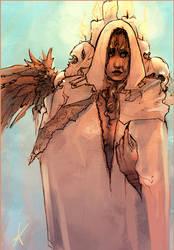 Helen the Saint by LMJWorks