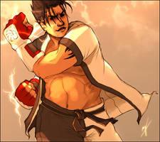 Jin Kazama by LMJWorks