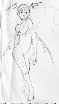 Summer Sketchbook - Lilith