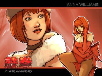 Tekken 10th Anniversary I by LMJWorks