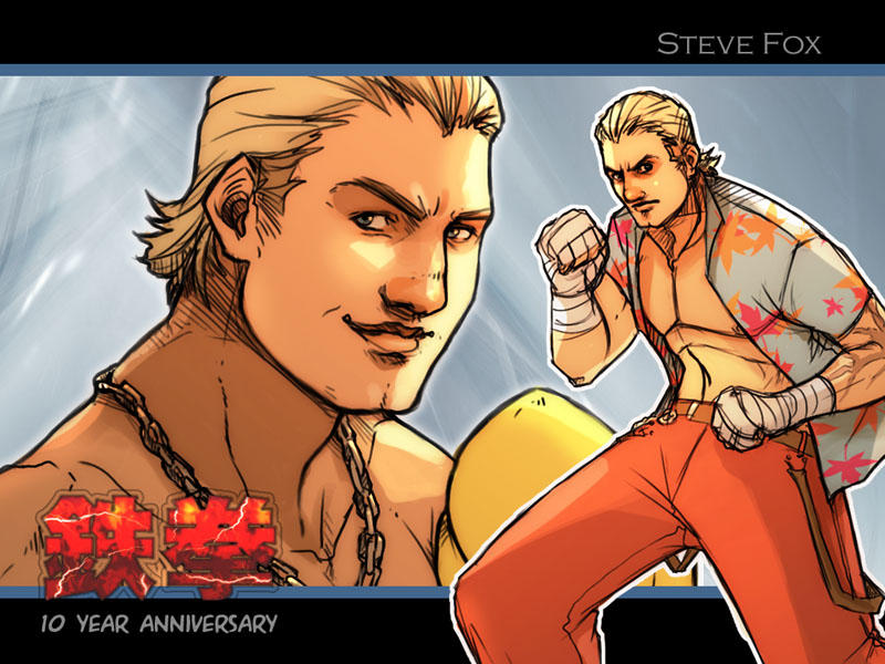 Tekken 10th Anniversary II by LMJWorks