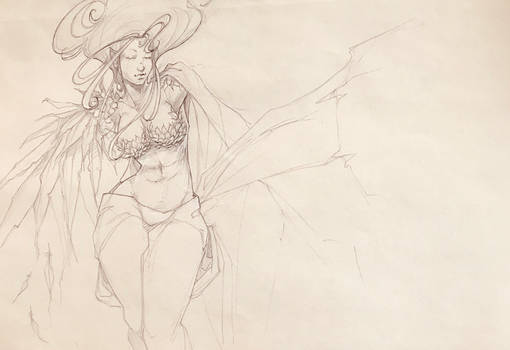 Dashna - Sketch