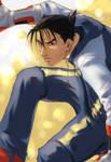 Jin Kazama, circa 2001 by LMJWorks