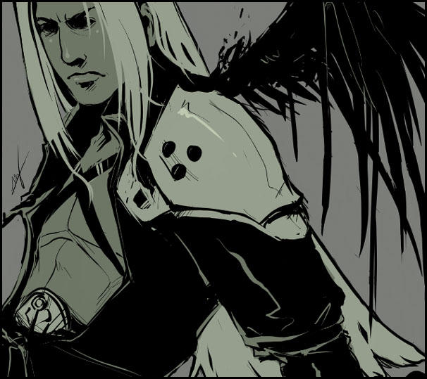 juste pour rire Sephiroth_by_lilykane