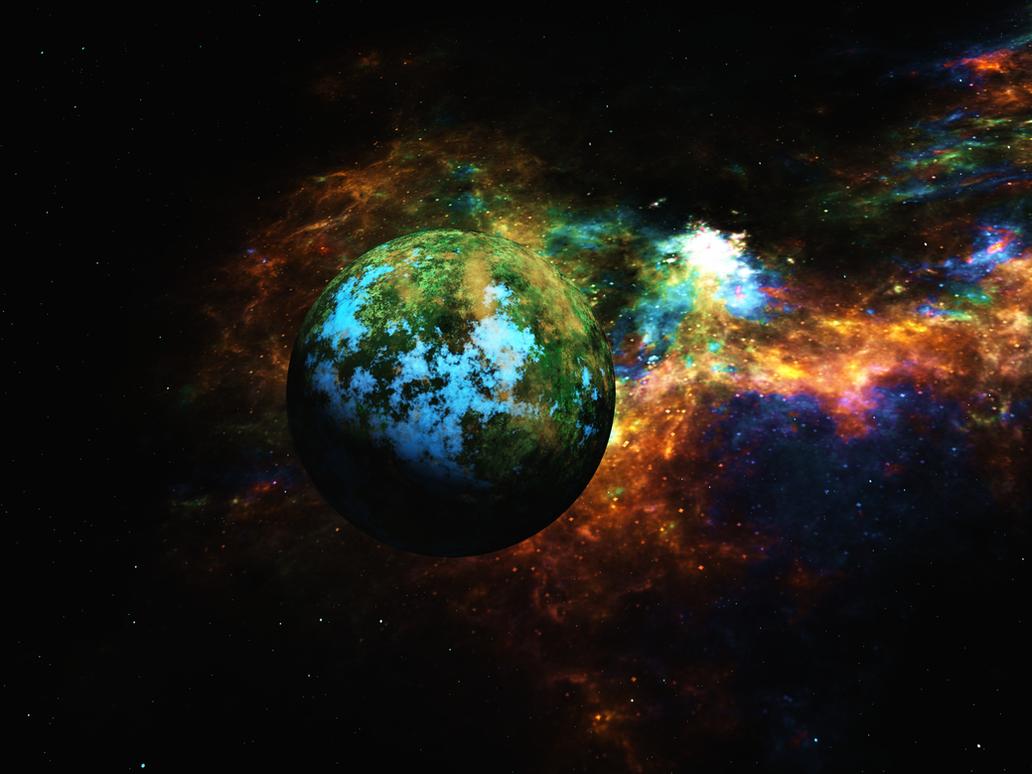 Earth 4 by Stargem