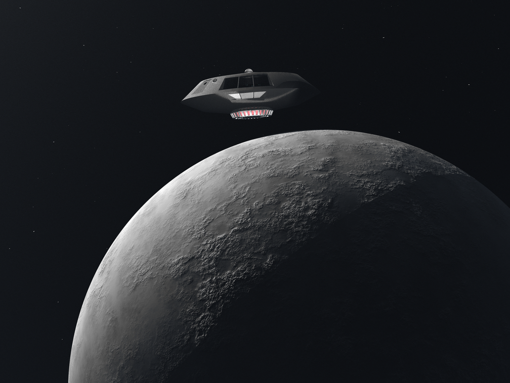 Classic The Jupiter 2 by Stargem
