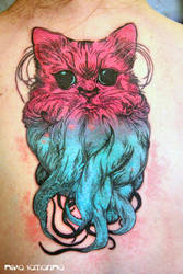cat-octopus by NikaSamarina