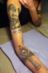 do tattoos!