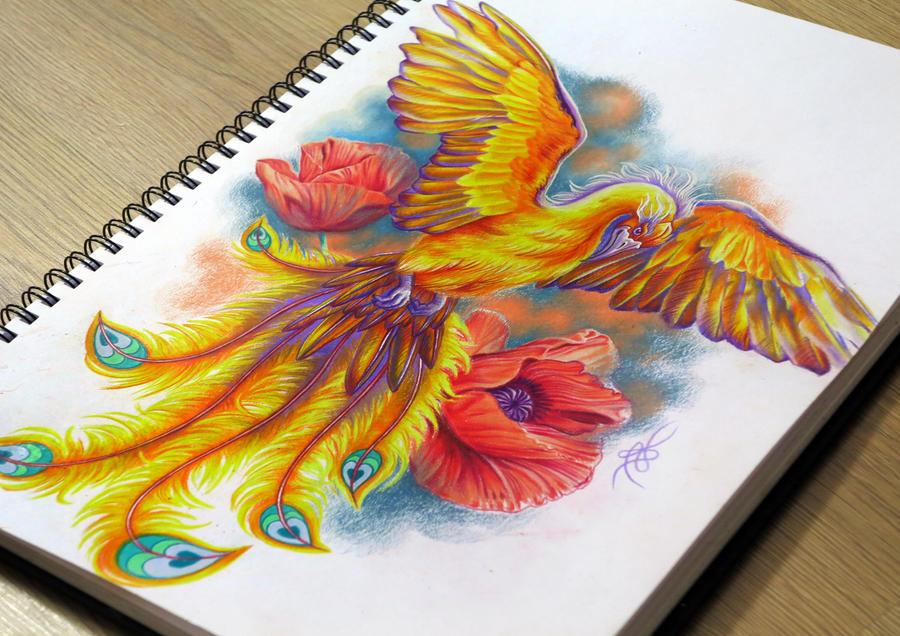 phoenix by NikaSamarina
