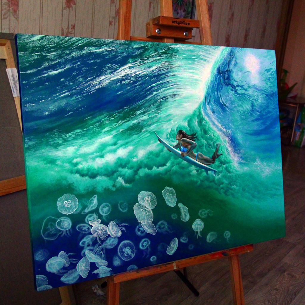 underwater by NikaSamarina